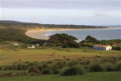 Isolated beauty of Three Hummock Island