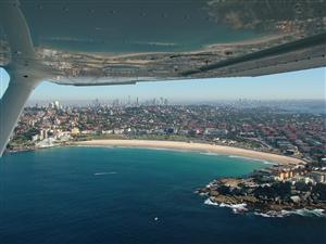 Bondi Beach, Sydney's most famous stretch of sand