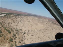 Natural surface outback airstrips are often hiding right in front of you