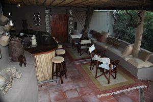 The Gin Trap Bar, Mashatu Game Lodge
