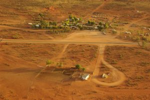 Curtin Springs Station, near Ayers Rock