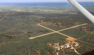 Mungo Lodge airstrip (just north of Mildura) is always well maintained.
