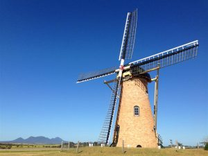 Personally built by your host, Pleun, the Lily Windmill is a fully working authentic 16th Century design mill.