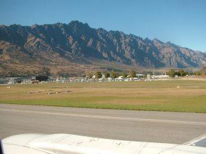 Wanaka airport