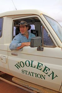 It's hard not to get caught up in David Pollock's inspiring work ethic in restoring the vegetation on Wooleen.