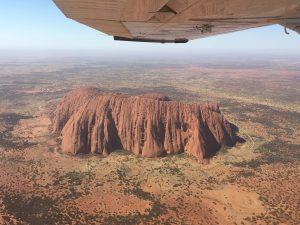 Her Majesty .... Uluru