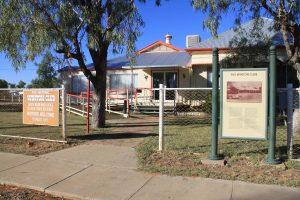 The historic Winton Club.
