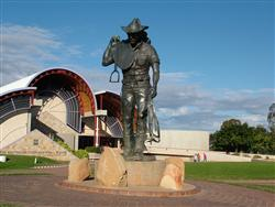Australian Stockmans Hall of Fame, Longreach