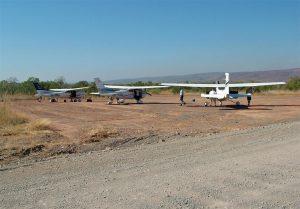 Emma Gorge airstrip