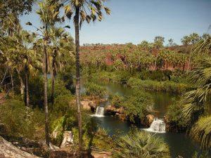 Adels waterfalls