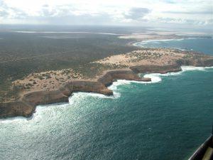 Magic cliffs of the Great Australian Bight