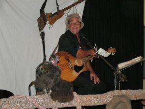 As does the night-time entertainer, The Chook Man, now unfortunately moved on to greener pastures somewhere.