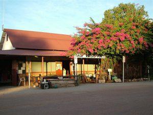 Originally built as a drover's rest stop, the pub has plenty of history.