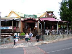Fanny O'Reilly's pub at the mountain town of Kuranda