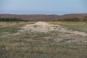 Adels airstrip.
