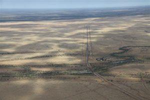 We saw loads of cattle on this leg Mt Isa - Tennank Creek. Gorgeous, flat, wonderful slice of Australia.
