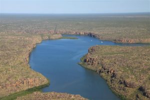 The divine King George River