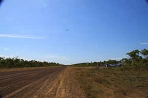 Faraway Bay airstrip