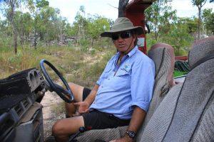 Head honcho of Faraway Bay, Kevin Reilly