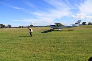 Airpark, golf course, country retreat - Rylstone can adapt with the mood of its visitors ....