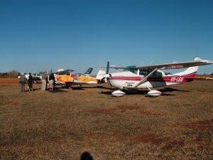 Karumba airfield