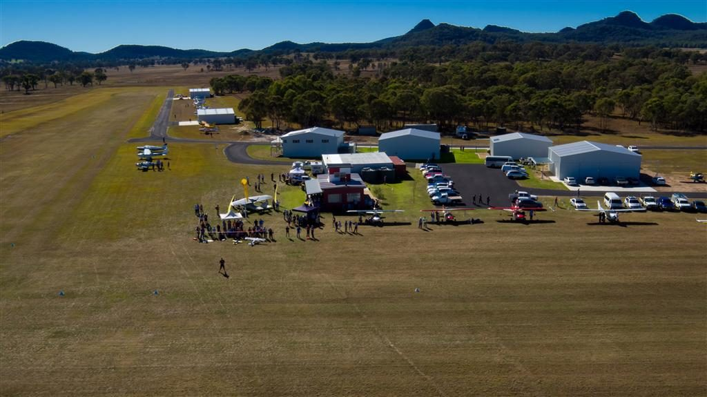 Rylstone Airpark Open Day (Kyle Gardner image)