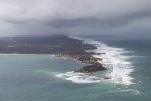 Mornington Peninsula, as we track down towards Apollo Bay