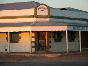 You cannot visit Queensland without calling into the Birdsville Pub.