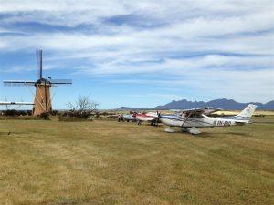 The Lily Dutch Windmill