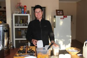 Meet Liz, your tireless and welcoming host on Trilby.