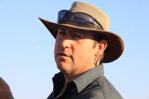 David explains the historical struggles that have beset Wooleen over decades of drought.