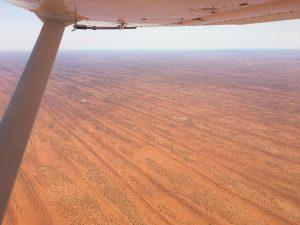 Simpson Desert - words cannot describe the magnitude.