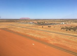 Time to get going again - we're heading southbound today, across the stunning APY Lands of SA.