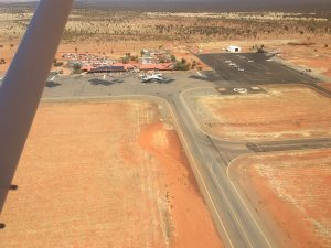 YAYE (Ayers Rock airport) is an easy, pilot-friendly stopover. Come on out!