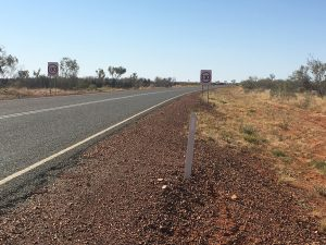 NT speed limit - just so you don't die of old age driving from one end of the territory to the other.