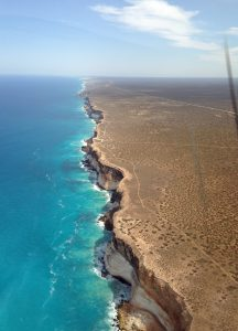 I highly recommend the wet side. You're not going to believe the magic of low flying along the cliffs of the Great Australian Bight.